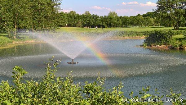 GC Soufflenheim – Loch 18